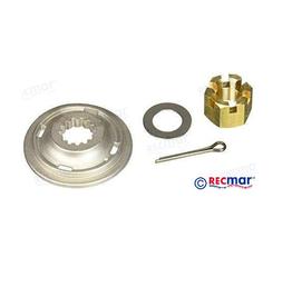 RecMar Prop Nut Kit DT 75/85/90/100/115 HP 140 V, DF 60/70 HP V (57630-94500, 5030976)