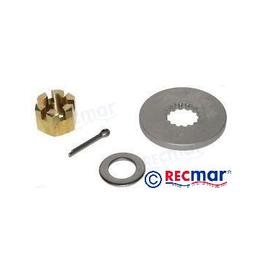 RecMar Prop Nut Kit V6 (57630-92E00, 5035460)
