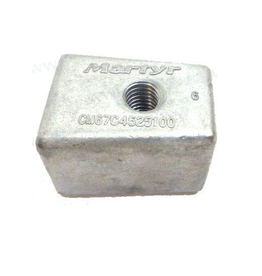 Martyr Yamaha / Parsun anode zinc / aluminum 30 to 60 hp 4 Stroke +25/40 2 Stroke (67C-45251-00)