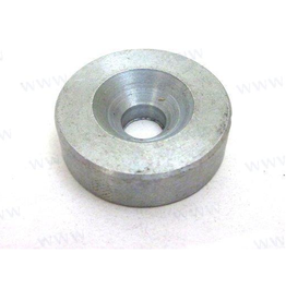 Martyr Round anode 20-24 mm Zinc or Aluminum for all brands