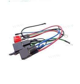 Trim relaises + zekering en  bedrading universeel / omzetten 3 draden tilt and trim motors naar 2 draden systeem