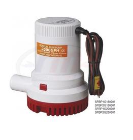 Seaflo Bilge pump 5700/13300 l/h 12 / 24V