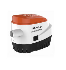 Seaflo Automatic Bilge pump with level SENSOR 2280 to 2850 l/h 12 / 24V