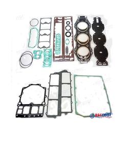 RecMar Gasket Power Head Set C150 PK 96-99, L150 PK 89, P150 PK 89, 150/175/200 ETLN/ETXN 84-89, V6 special (6G7) 84-86 (REC6G5-W0001-A3)
