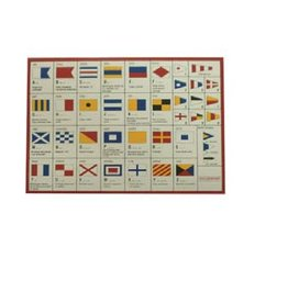 Golden Ship Codes of international flags