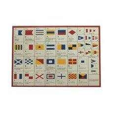 Golden Ship Codes van internationale vlaggen