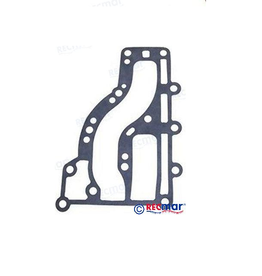 RecMar (13) Yamaha exhaust inner cover gasket 9.9F/MSH/MH 13.5AW 15F/MSH/MH E15DMH (REC63V-41112-A0)