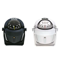 Ritchie Compass for motor boats up to 24 feet black / white