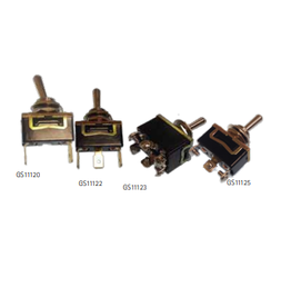 Golden Ship Rocker switches 2 to 6 terminals