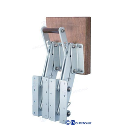Golden Ship Outboard motor bracket up to 25 hp 2-stroke and 9.9 hp 4-stroke or up to 50 kilos (GS73103)