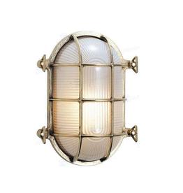 Golden Ship Oval bulkhead light
