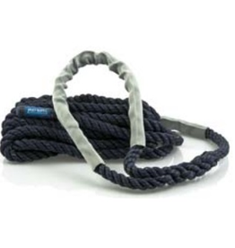 Poly ropes Rope with loop for mooring