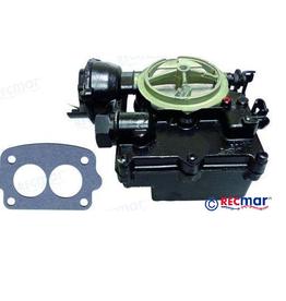 RecMar Mercruiser Rebuilt Carburetor Rochester 2 bbl. (1348-818621)