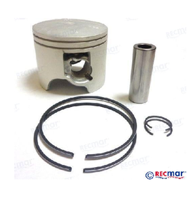 RecMar YAMAHA PISTON KIT 150/175/200/225 PK(REC64D-11642-00K)