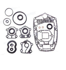 RecMar Yamaha Lower Unit Gasket Kit 60 PK (69D-W0001-20)