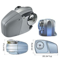 Electric horizontal anchor winch for boats 10-15 m