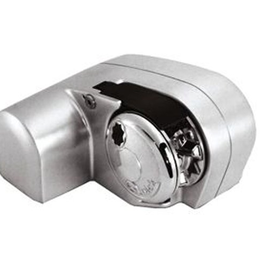 Electric horizontal anchor winch for boats up to 9m