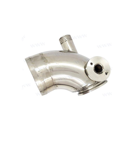 Volvo Volvo diesel SS exhaust elbow All 42,43 & 44 (861289)