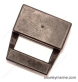 Mercury Mariner 6 - 15 HP 2 stroke Rubber Cover Mount Exhaust Housing Driveshaft (8M0039074 / 421892