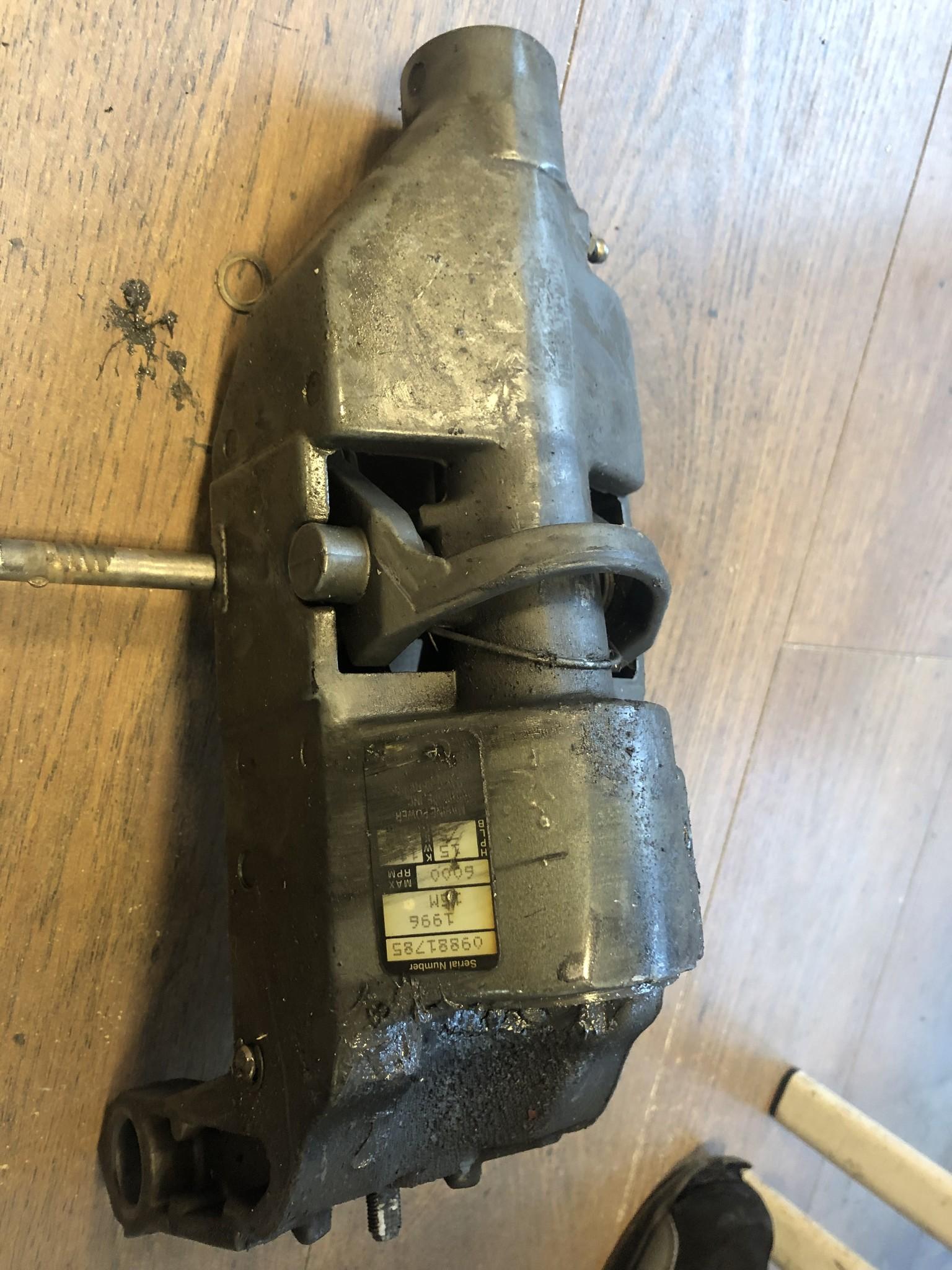 Mercury Mariner 6 - 15 HP 2 stroke Swivel Bracket (8831T08)