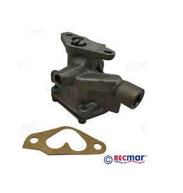RecMar GM Mercruiser/Volvo/OMC Oil pump 120/130/140 hp  181 RX  ( GM3294008 / 36405 / 3853843)
