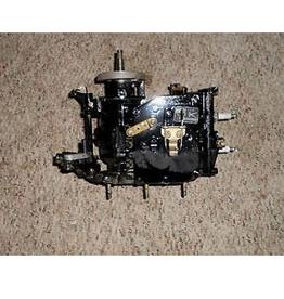 Mercury 7,5/9.8 powerhead cilinder block complete 2756A2 CYLINDER BLOCK