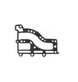 (13) Yamaha exhaust inner cover gasket 9.9D 15D (REC682-41112-00)