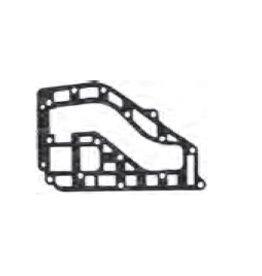 (36) Yamaha exhaust inner cover gasket 25VE/M/B/BMH E25A 30HM/HW/G/GE E30HMH (REC6K8-41124-A1)