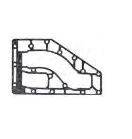 (40) Yamaha / Mercury exhaust inner cover gasket 40GWH/JMH E40GMH (REC6F5-41114-A0)