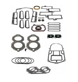 RecMar Gasket Set 120/140 HP 90° V4 Loopcharged 85-87 (396750)