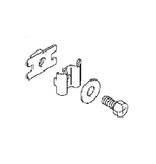 Suzuki / Johnson 4/5/6 HP 4 Stroke Connector Clutch Rod (09128-06014, 09160-06145, 23321-91J00, 23310-91J00)