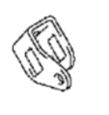 Suzuki / Johnson 4/5/6 HP 4 Stroke Arm Clutch Rod (23211-91J00)