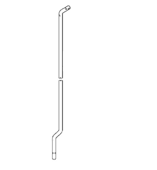 Suzuki / Johnson 4/5/6 PK 4 Takt Rod, Clutch (23111-91J01)
