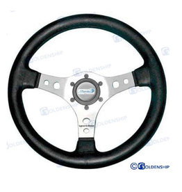 Golden Ship Steering Wheel 'Oceano'