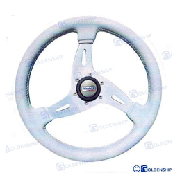 Golden Ship Steering Wheel 'Vortice'