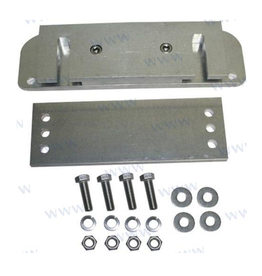 Back spacer kit for 75 HP engines