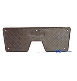 Golden Ship Mirror protection plate for outboard motor mounting
