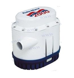 Rule Automatic Bilge pump 5700 l / h to 7600 l / h 12V / 24V