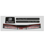 Mercury Mercruiser Alpha 1 gen 2 2017 Sticker set