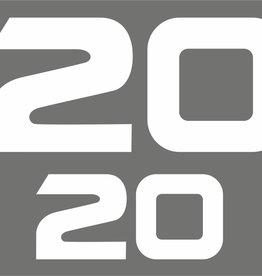 Yamaha 20 HP year range 2002-2006 Sticker set