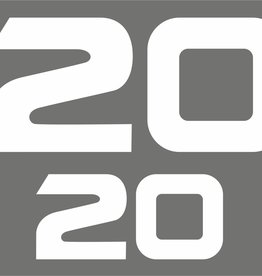 Yamaha 20 PK bouwjaar 2002-2006 Sticker