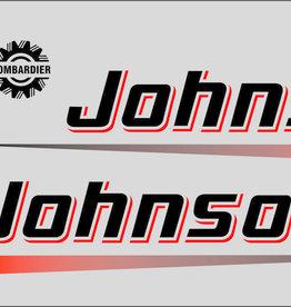 Johnson/Evinrude 9.9 HP sticker set