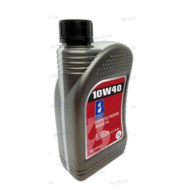 Synthetische Premium 4-Stroke Oil 1L SAE 10W40 (YMD-63060-01, 990C0-10W40-QUA )