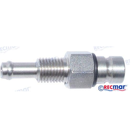 Suzuki / Johnson DF9,9 / DF15  brandstof connector / adapter