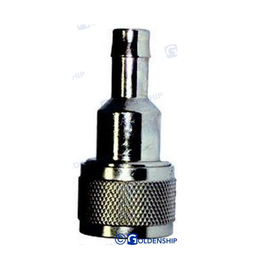 Golden Ship Honda female connector, new model, to be used for male connector GS31033, hose 10mm (GS31031)