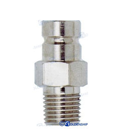 Golden Ship Suzuki male connector, to be used for female connector GS31071 and GS31072 wire 6mm (GS31070)