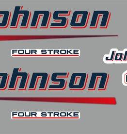 Johnson/Evinrude 4 HP year range 2002-2006 sticker set