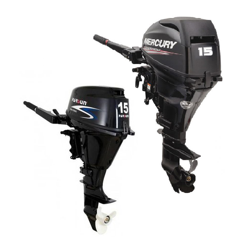 New Yamaha, Mercury, Honda, Selva and Parsun Outboard Engines 4-stroke