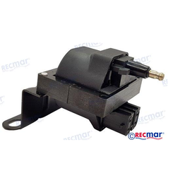 RecMar Mercruiser / OMC / Volvo / General Motors Ignition Coil (3854002, 3854003, 811637001, 817378T, 898253T27, 3854002)