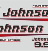 Johnson/Evinrude 9.9 PK bouwjaar 2003-2005 sticker set